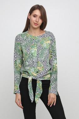 Рубашка с принтом финик