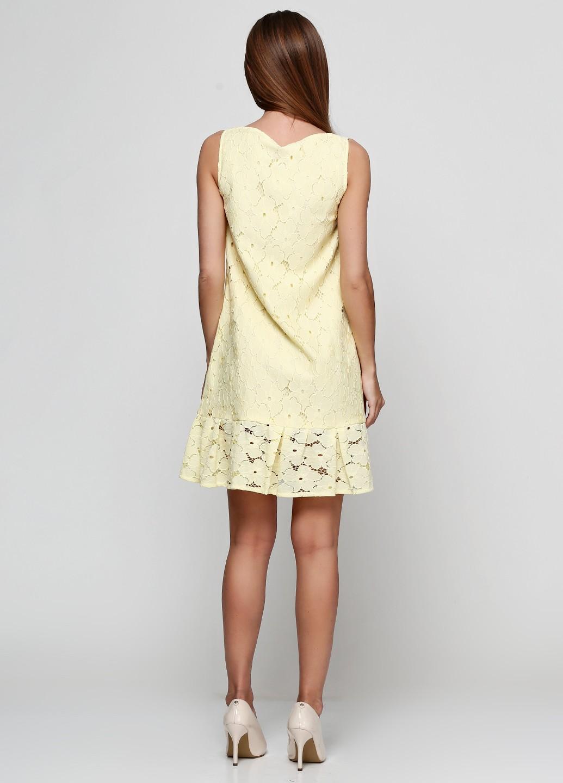 667f7bbae67 Платье-колокольчик из кружевного полотна Платье-колокольчик из кружевного  полотна ...